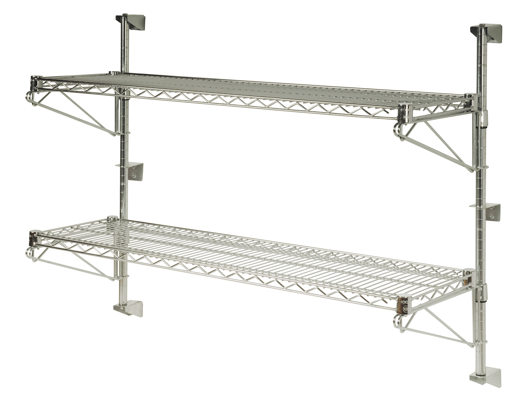 Wire Shelf Accessories by Omega Products Corporation