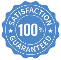 Satifaciton Guaranteed