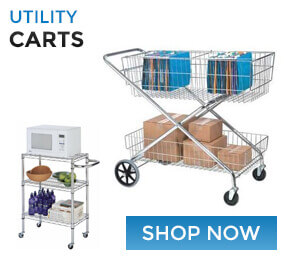 Heavy Duty Utility Carts Shop Now
