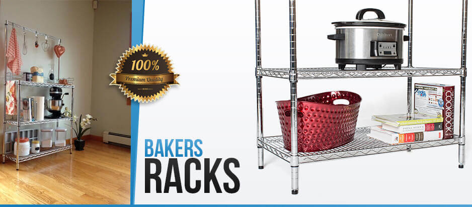High Quality Bakers Racks - FREE SHIPPING